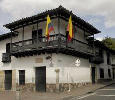 Bogotá museo de la independencia Casa del Florero 1810
