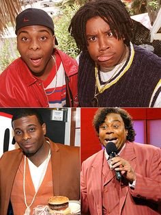 '90s Kids: Then & Now  Kenan Thompson and Kel Mitchell