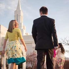 A discussion guide to help prepare your teens for the temple.