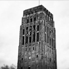 The Burton Memorial Tower shared by @mjtoddmd