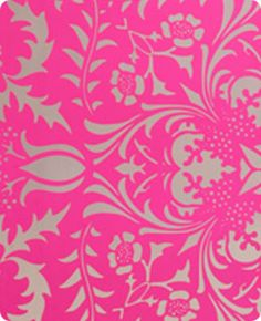 Shocking pink and damask.a wonderful combination Pink Wallpaper Bright, Pink Wallpaper Pattern, Bright Pink, Gelli Printing, Pretty Backgrounds, Shimmer N Shine, Everything Pink, Butterfly Art, Happy Colors