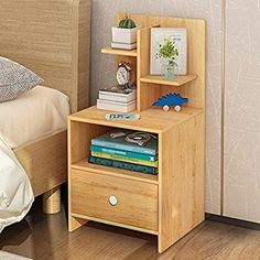The principle: to divert the Swedish furniture that we all have at home from their primary function. Bedroom Furniture Design, Home Decor Furniture, Home Decor Bedroom, Diy Home Decor, Bedroom Sets, Space Saving Furniture, Indian Home Decor, Bed Design, Bedside Lockers