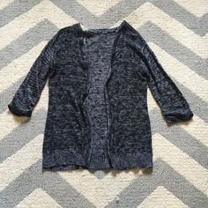 Open front cardigan Great condition. Size small however fits more between and medium and large. (Better pics to come) Maurices Sweaters Cardigans