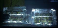 Skol cria embalagem pack feita de gelo