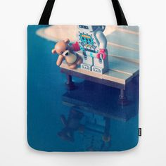 The Dream Tote Bag by Powerpig - $22.00