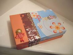 Ideas To Decorate A Box Decorated Box  Clever Crafts  Pinterest  Decorate Box Box And