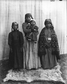 Niimíipu (Nez Perce) Nation - 1905