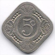 Netherlands 5 Cents 1939 Veiling in de Nederland,Europa (niet of voor €),Munten,Munten & Banknota's Categorie op eBid België
