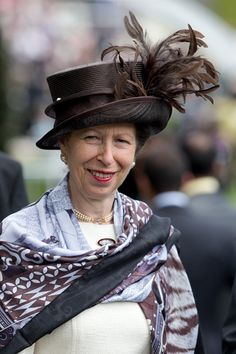 2015 Royal Ascot - Day 2 - Princess Anne