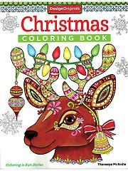 Painting and Drawing - Christmas Coloring Book - #708002