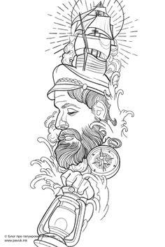 Tattoo Stencil Outline, Geometric Tattoo Nature, Mythology Tattoos, Graphic Design Inspiration Illustration, Arm Tattoos Drawing, Chest Piece Tattoos, Tattoo Design Drawings, Tattoo Stencils, Tattoo Designs