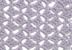 Tutorial: cross hatch pattern - Simply Crochet