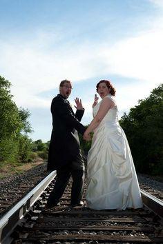Erin & Michael's half-Catholic, half-talent show wedding