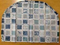 ゴムが通せるように縫います Bandanas, Turban Hat, Living Styles, Little Things, Projects To Try, Quilts, Sewing, Fabric, Beanies