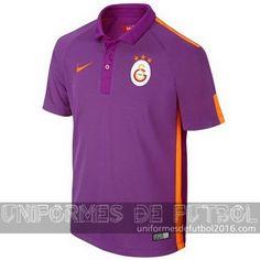 Jersey tercera para uniforme del Tailandia Galatasaray 2014-15 | uniformes de futbol economicos