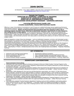 click here to download this director of learning resume template http - Resume Templates 101