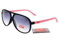 Ray-Ban Cat 8975 Black Pink Frame Gray Lens RB1259 [RB-1282] - $14.80 : Cheap Sunglasses,Cheap Sunglasses On sale