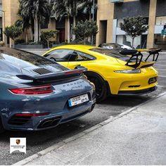 TurboS or GT3 RS?