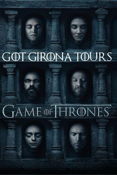 Game of Thrones tours in Girona in Catalonia where part of the 6th season has been filmed
