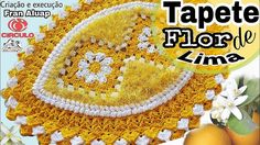 Fran Aluap - Tapete Flor de Lima (Completo)