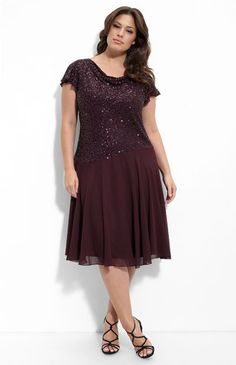 Plus Size Dresses Women S Vintage Clothing Refferal: 2667687263 Semi Formal Dresses, Plus Size Dresses, Plus Size Outfits, Nice Dresses, African Print Dresses, Curvy Girl Fashion, Plus Size Fashion For Women, Groom Dress, Elegant Outfit