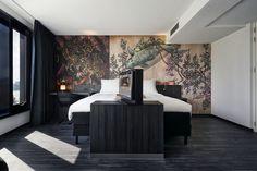 Mainport hotel Rotterdam Netherlands 08 Mainport hotel, Rotterdam   Netherlands #bedroom