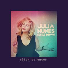 Julia Nunes - Settle Down (CD, Album) at Discogs Play That Funky Music, Kalimba, How To Stay Awake, Emo Bands, Cool Things To Buy, Stuff To Buy, Music Albums, Lessons Learned, Art Music