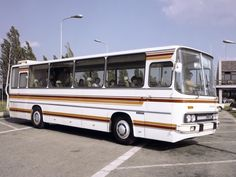 Ikarus 256SL '1975 Nice Bus, Commercial Vehicle, Cars And Motorcycles, Transportation, Train, Bike, History, Retro, Vehicles