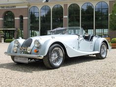 1999 Morgan Plus 8 - Plus Eight 4.6 FIRST OW   Classic Driver Market