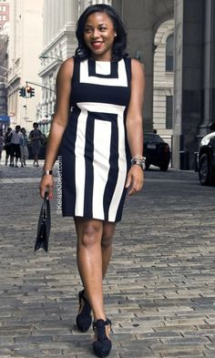 Style Suitewith Kéla Walker : A Black and White Matter