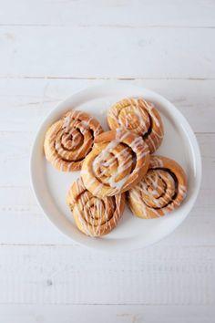 Cinnamon Rolls | MARIE GOURMANDISE Cinnamon Rolls, Cereal, Pancakes, Cookies, Marie, Breakfast, Desserts, Food, Usa