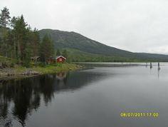 08.07.11 Vassfaret i Hedalen / Aurlandsfjorden