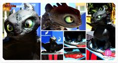DreamWorks How to Train Your Dragon 2 Launch Party Toothless Cake - WOW!!!!!!!!!!!!!