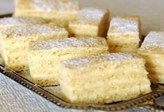 Pille szelet Hungarian Recipes, Hungarian Food, Cake Cookies, Cornbread, Dessert Recipes, Food And Drink, Cooking Recipes, Sweets, Ethnic Recipes