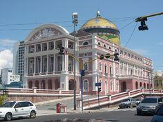 Viaje a Brasil Tarannà - La Opera de Manaus  http://www.taranna.com/tag/Brasil+verano/
