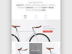 Dribbble - Passion Bicycle by JJ Lee