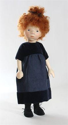 Elisabeth Pongraz wooden doll