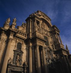 Murcia Cathedral in city centre