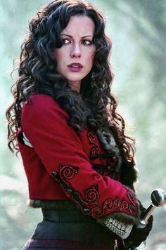 """Kate Beckinsale en """"Van Helsing"""", 2004"""