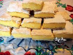 Régimódi hájas krémes, ott a helye a karácsonyi receptek között! Cornbread, Cheesecake, Paleo, Food And Drink, Sweets, Baking, Ethnic Recipes, Drink Recipes, Kuchen