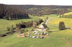 Camping und Urlaub am Gasthaus Michelhof in Furtwangen im Schwarzwald