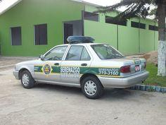 Vehículo del personal de serenazgo, Capacitación en la Gerencia de Seguridad Ciudadana de Pueblo Libre.