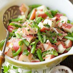 Salada de Batata, Feijão Verde e Presunto - https://www.receitassimples.pt/salada-de-batata-feijao-verde-e-presunto/