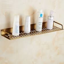 Image result for shampoo shelves