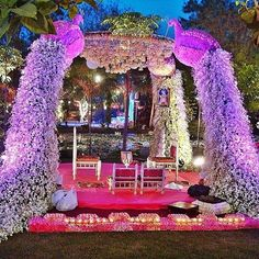 Wedding Party Introductions Receptions Ideas For 2019 Desi Wedding Decor, Luxury Wedding Decor, Wedding Stage Decorations, Wedding Mandap, Wedding Events, Weddings, Wedding Centerpieces, Wedding Bouquets, Rustic Wedding