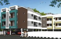 Kalai Majestic is one of the popular residential developments in Kolapakkam (Vandalur) neighborhood of Chennai. It is among the ongoing projects of KALAI CONSTRUCTIONS.The project is upcoming with 14 Units of 2 Bhk of size ranging from 720 Sqft to 877 Sqft.