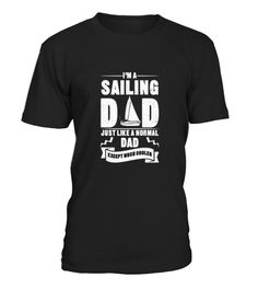 Best Sailing T Shirt Sailors Dad front Shirt