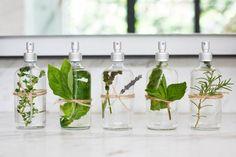 DIY: essential oil room spray
