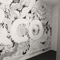 y2&co Wall - Vincent Hachen