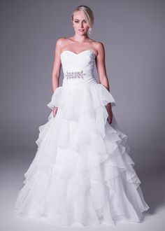 Bride & co offers the largest range of 2015 wedding dresses. View more dresses in our store today to find your dream wedding dress. 2015 Wedding Dresses, Wedding Gowns, Our Wedding, Bridesmaid Dresses, Dream Dress, Designer Collection, One Shoulder Wedding Dress, Dreaming Of You, Plus Size